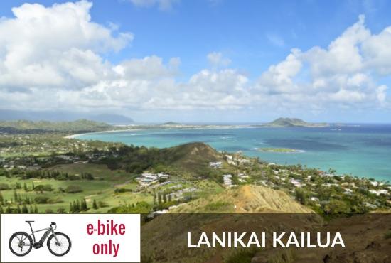 Lanikai Kailua Beach Tour