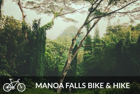 Bike-Ride-ManoaFalls