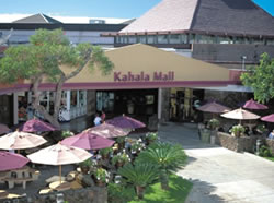KAHALA MALL ON KILAUEA AVE