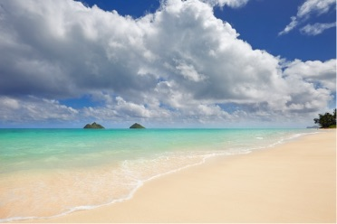 LANIKAI BEACH & MOKULUA ISLANDS