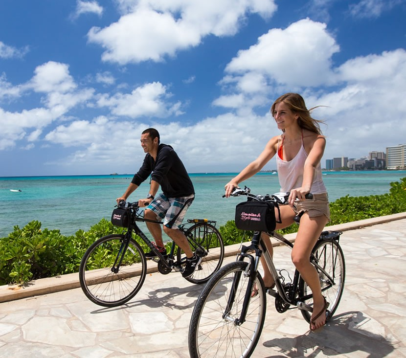 Bike Hawaii Oahu Hawaii Bike Rental Rent