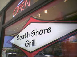 SOUTH SHORE GRILL ON MONSARRAT AVE