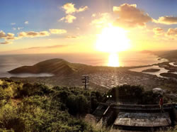 VIEW FROM KOKO CRATER