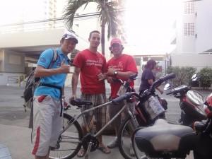 Koike Renting a Bike from Hawaiian Style Rentals