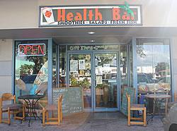 health-bar