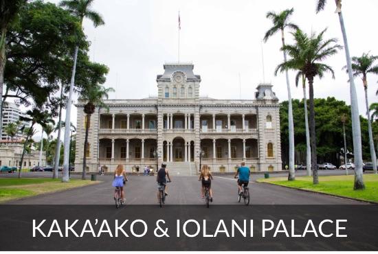 Kaka'ako & Iolani Palace
